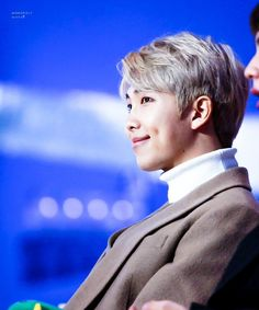 Kim Namjoon, Our Smiling Leader