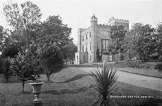 Castle, Ardglass, Co. Old Photographs, Belfast, Castle, Country Roads, Mansions, House Styles, Manor Houses, Villas, Old Photos