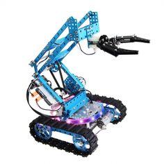 Makeblock, la alternativa a Lego para crear robots http://www.comunicae.es/nota/makeblock-la-alternativa-a-lego-para-crear_1-1116250/