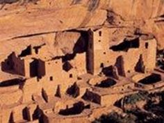 Mesa Verde National Park (Colorado)  ~ Besides the 600+ cliff dwelling sites found in the park, there are over 4,000 other types of archaeological sites. These include mesa top pueblos, farming terraces, towers, reservoirs, check dams, and a fire look out tower that is on the National Register of Historic Places and the highest point in the park at 8500 feet elevation.