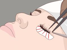 How to Map Lash Extensions. Applying lash extensions takes a lot of time and practice. It requires more than just a steady hand, however. Applying the same lash length all along the lash strip may result in an unnatural look, but you can't... #long-acting