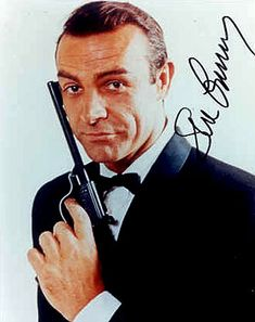 Love Sean Connery and James Bond movies