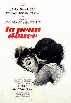 柔らかい肌 フランソワ トリュフォー 1964