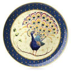 Ashdene - Peacock Fantasy Cake Plate   Peter's of Kensington