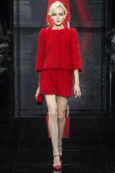 Défilé Armani Privé couture automne-hiver 2014-2015|18