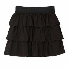 Vanellope von Schweetz Costume - Kohls IZ Amy Byer Tiered Skirt - Girls' 7-16