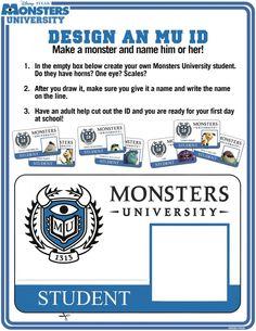 MU ID Card, fun for RA door tags!