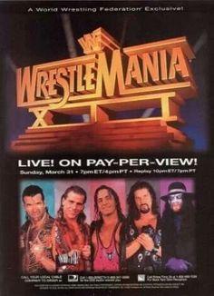 Wrestlemania 12