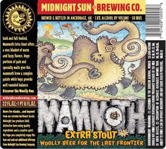 I hate this label, but check out that crazy mammoth.