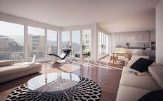 Manido Studios - Prohaus AG - Haldenstrasse 8 3d Modellierung, Studios, Modern, Contemporary, Rugs, Home Decor, Architecture, Farmhouse Rugs, Trendy Tree