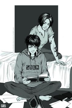I took some liberties with 'I AM SHERLOCKED' sweatshirt but I find it funny and adorable;)So Ty and Livvy (19/30)