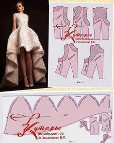 20 Free Sewing Patterns with Bunnies! Sewing Dress, Dress Sewing Patterns, Doll Clothes Patterns, Sewing Patterns Free, Free Sewing, Clothing Patterns, Pattern Sewing, Pattern Skirt, Sleeve Pattern