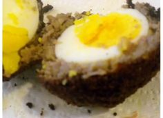 Laurie's Scotch egg