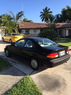 Car brand auctioned:Honda Civic DX Honda Civic DX 1997