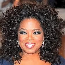 Oprah Winfrey has helped so many people out financially. Oprah for President.