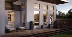 energy efficient Aluminum windows