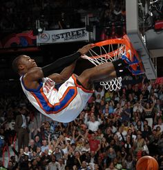 Nate Robinson- thats sick nasty :P
