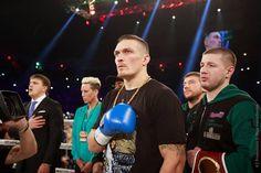 Олімпійський чемпіон, Інтерконтинентальний чемпіон за версією WBO Олександр Усик піднявся на 6 сходинку в оновленому рейтингу WBC.