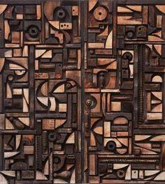 Mabel Hutchinson - Pair Of Sculptural Doors