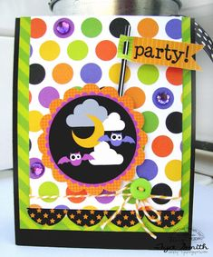 Doodlebug Design Inc Blog: Halloween Parade: Creative Card Inspiration