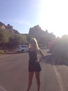 Love it here on Camelback Mountain