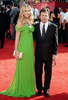 Tracy Pollan & Michael J. Fox (m. 1988 to present) twenty-five years