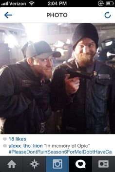 Jax And Opie sons of anarchy SOA Charlie Hunnam