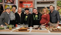 Camila Alves is the guest today Friday October 2 2015 on ABC's 'The Chew' 'The Chew' airs MONDAY FRIDAY on the ABC Television Network