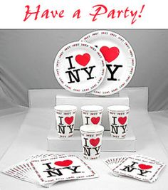 New York City Gifts and Souvenirs, Party Favors and Supplies, I Love NY T-Shirts and Souvenirs, Statues, Snow Globes and Christmas Ornaments