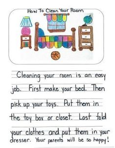Outstanding cleaning tips hacks are available on our site. look at this and you wont be sorry you did. Writing Mentor Texts, Personal Narrative Writing, Procedural Writing, Paragraph Writing, Informational Writing, Opinion Writing, Writing Rubrics, Personal Narratives, 1st Grade Writing