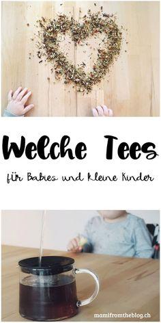 Welcher Tee hilft wie? – Eine Übersicht mit Teesorten für Babies und kleine Kinder