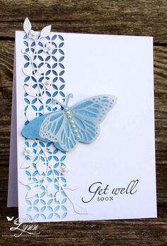 Creative Crafts by Lynn: Fancy Butterfly