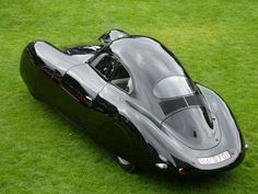 1938 Porsche 64.Type 64 is considered by many to be the first automobile from what was to become the Porsche company. The body design was made by the Porsche Büro after wind tunnel tests.