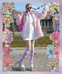 INSPIRATION: #HALLOWEEN | TheGlambition.com @Barbie Girl #barbie #pink