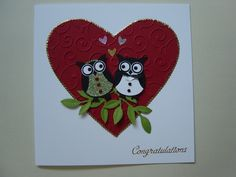Stampin Up Owl punch | Cards - Owls | Pinterest