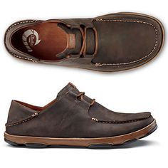 Olukai Ohana Lace Up Mens Sneakers Shoes All Sizes