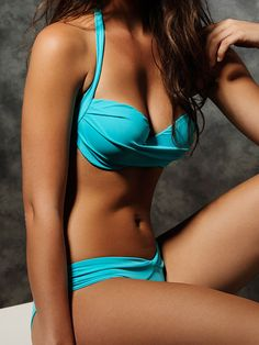 Cool Teal Separates Swimwear by Peixoto 2014 from #SwimwearBoutique