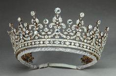 Crown of Queen Alexandra | Queen Mary's Girls of Great Britain and Ireland Tiara