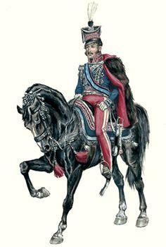 НВ. Польские подразделения в армии Наполеона. – 207 фотографий   ВКонтакте