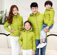 58c96cee9afe Mother Daughter Matching Clothes Father Son Family Matching Coat Outfits  Padded Coat Baby Boys Girls Jackets Couple Dresses Boutique Qzzw034  Matching Colors ...