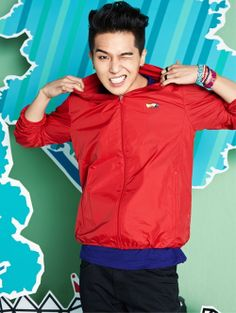 2014: Song Mino WINNER NII Korea