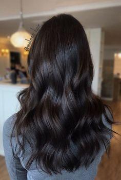 Human Hair Toppers For Thinning Hair| Silk Base | European Hair | Dark Brown | Body Wave