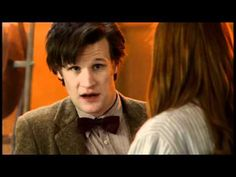 """Oh, but this is brilliant. """"Look at your hair!"""" Doctor Who Unreleased Scene from The Eleventh Hour and Beast Below - Bridging the two    And it explains why the TARDIS always disguises itself as a 1963 Police Telephone Box... well, sort of..."""