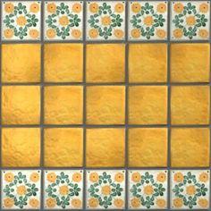 LeMog - 3dTextures - Carrelage Azuleros Motifs 1 - Tiles/147 bandol