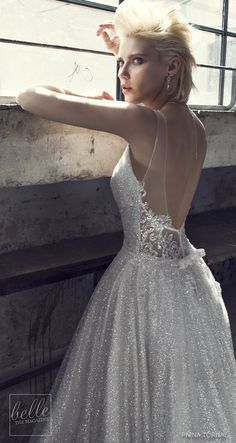 Love by Pnina Tornai for Kleinfeld Wedding Dress Collection 2019 Wedding Dresses Gowns WeddingDress WeddingGown How To Dress For A Wedding, Perfect Wedding Dress, Best Wedding Dresses, Bridal Dresses, Wedding Gowns, Trendy Wedding, Wedding 2015, Tulle Wedding, Mermaid Wedding