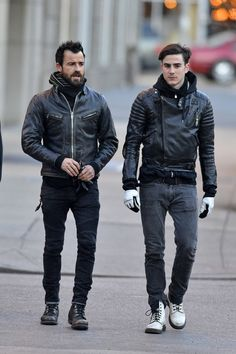 Groovy Men Leather Jackets