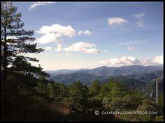 El gran complejo enclavado entre las montañas, testigo de leyendas y misterios. http://losmonteros.blogspot.com