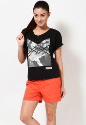 Buy Puma Women T-Shirts online in India. Huge selection of Women Puma T-Shirts