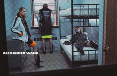 Alexander Wang's Bad Girls Are Back for His Fall 2014 Campaign - Fashionista
