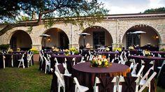 DeGolyer Loggia at the Dallas Arboretum - Dallas, TX